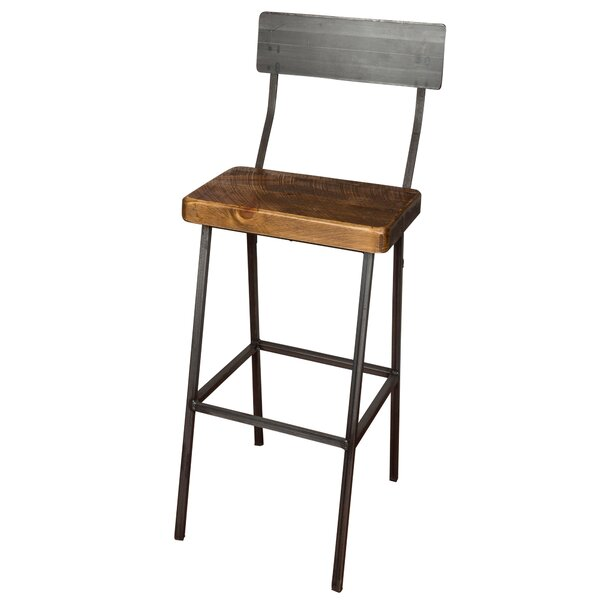 Mitzi 36 Bar Stool by Millwood Pines