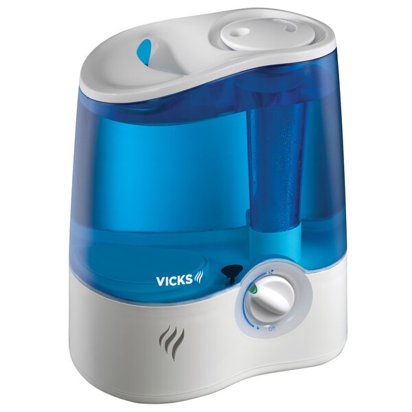 1.2 Gal. Cool Mist Ultrasonic Tabletop Humidifier by Vicks