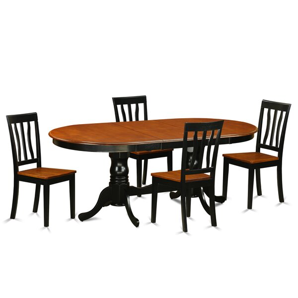 Germantown 5 Piece Dining Set By Darby Home Co Herry Up