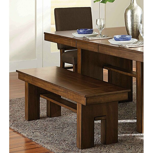 Quinones Dining Bench by Loon Peak