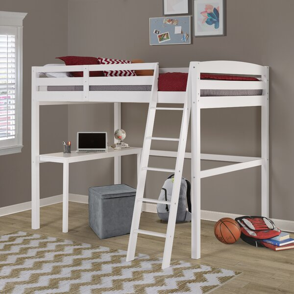 Mallika Loft Bed by Mack & Milo