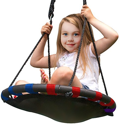 Spinner Swing Seat by Sorbus