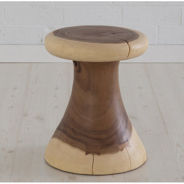 Clay Mushroom Accent Stool by Foundry Select