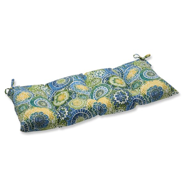 Eshal Indoor/Outdoor Loveseat Cushion