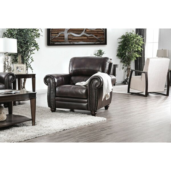 Brodeur Armchair by Darby Home Co