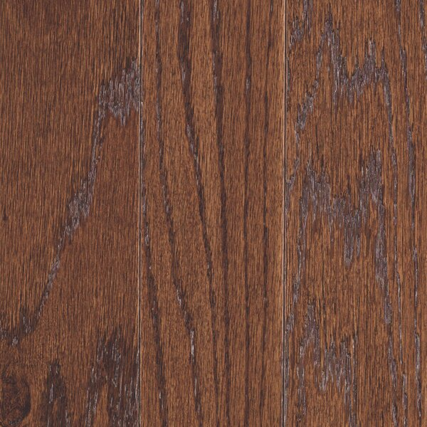American Loft Random Width Engineered Oak Hardwood Flooring in Butternut by Mohawk Flooring