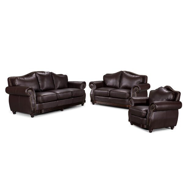 Lavada 3 Piece Living Room Set by Fleur De Lis Living
