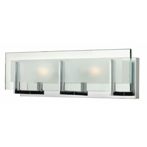 Frances 2 Light Bath Bar