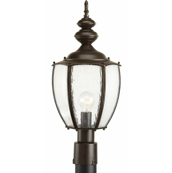 Triplehorn 1-Light Incandescent Antique Lantern Head by Alcott Hill