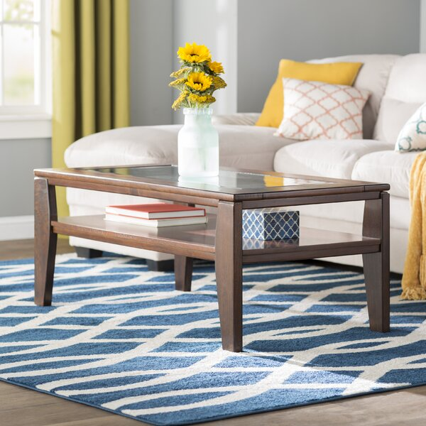 Eagleview Coffee Table by Andover Mills
