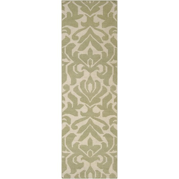 Maywood Sage Area Rug by Alcott Hill