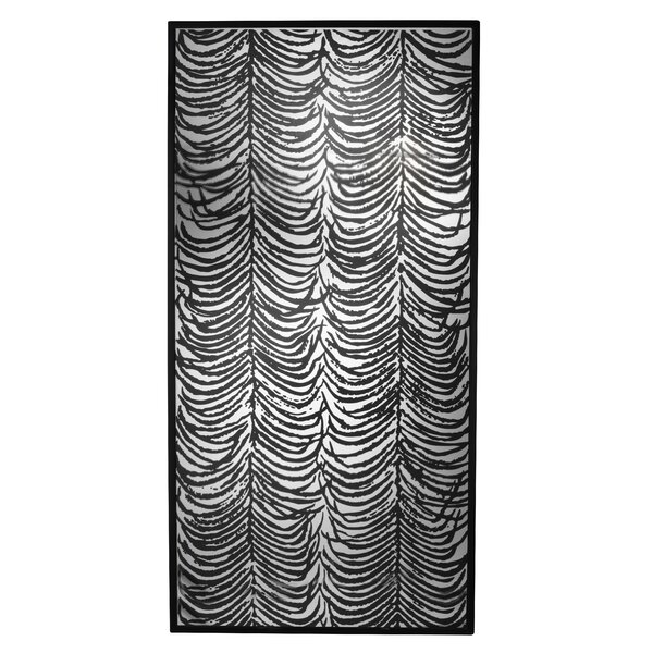 Grove Curtained Full Length Mirror by Bloomsbury Market
