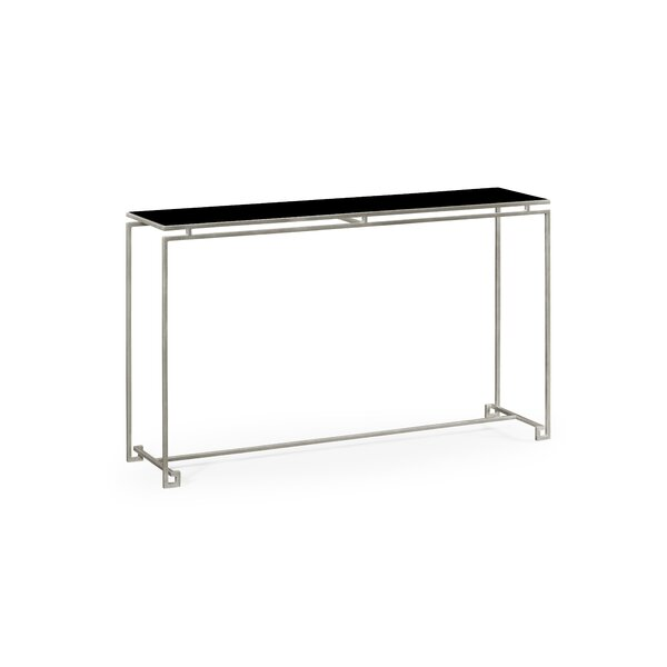 Jonathan Charles Fine Furniture Glass Console Tables