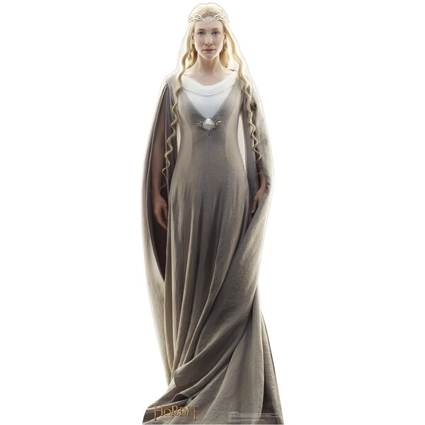 Galadriel - the Hobbit Cardboard Standup by Advanced Graphics
