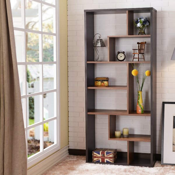 Salyer Cube Unit Bookcase by Ebern Designs