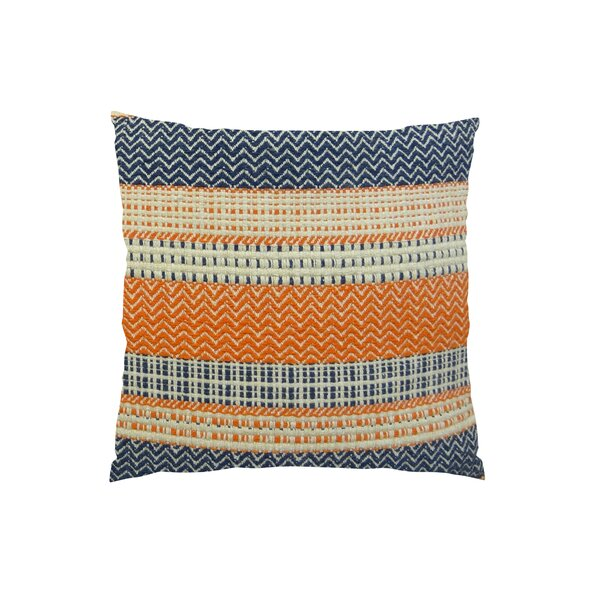 Full Range Cayanne Cotton Throw Pillow by Plutus Brands