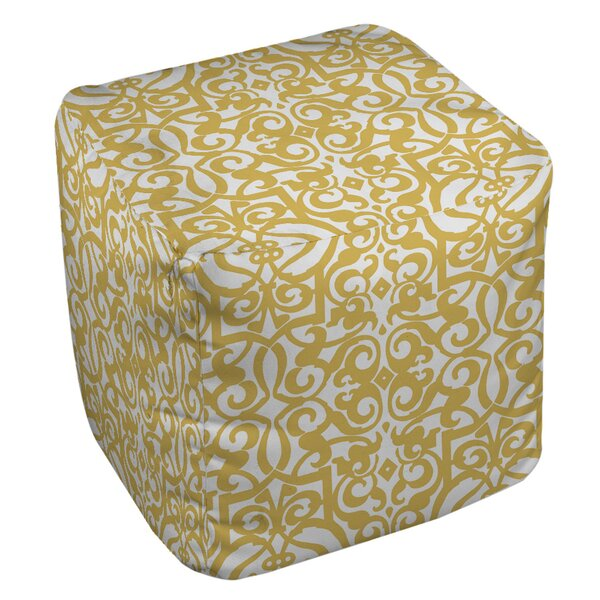 Bainbridge Pouf by Three Posts