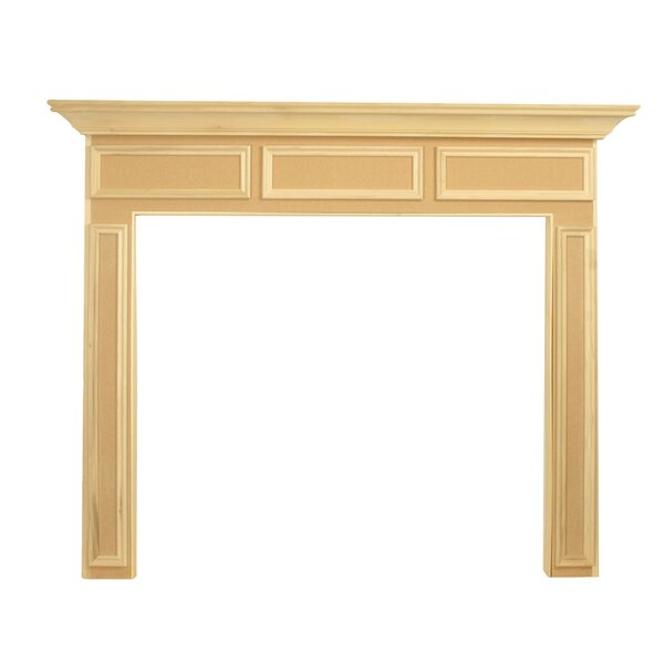 Danbury Fireplace Mantel Surround by MantelCraft