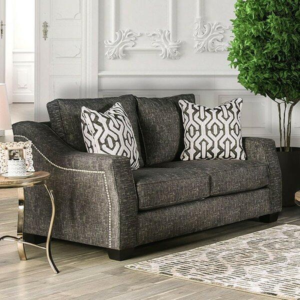 Peachy Karlson Leather Sofa By Greyleigh On Sectional Sofas Ibusinesslaw Wood Chair Design Ideas Ibusinesslaworg