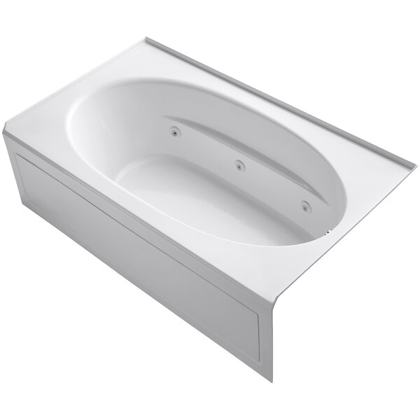 Windward 72 x 42 Air / Whirlpool Bathtub by Kohler