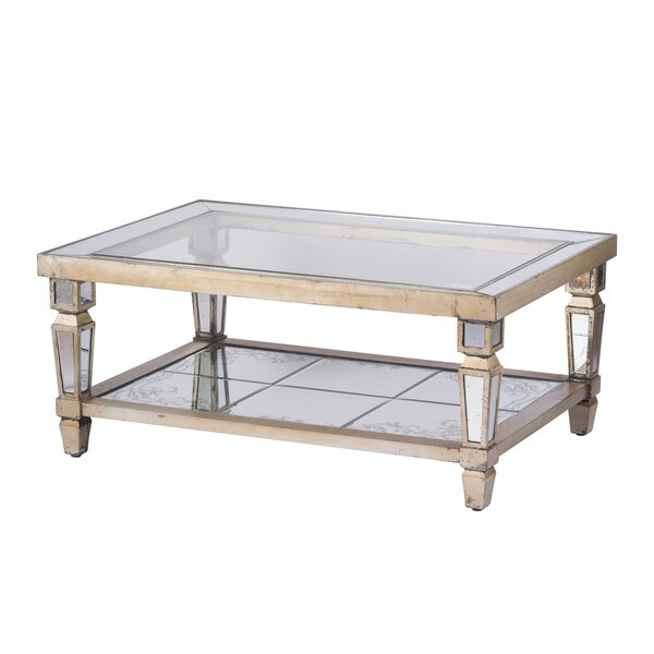Flory Silas Coffee Table by Everly Quinn