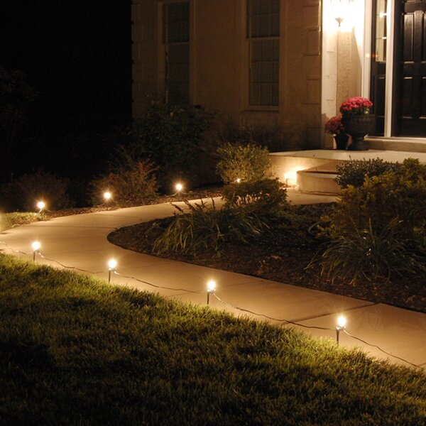 10 Light Pathway Lighting by Luminarias