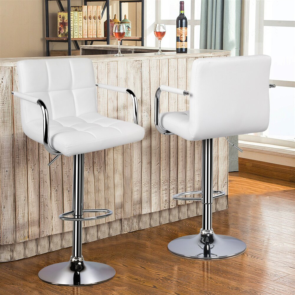 Prime Hardiman Adjustable Height Swivel Bar Stool Machost Co Dining Chair Design Ideas Machostcouk