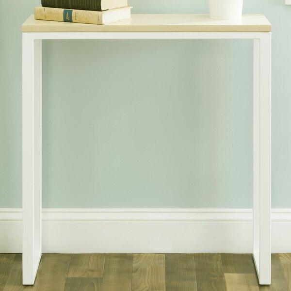 NMN Designs White Console Tables