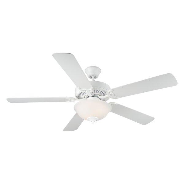 52 HomeBuilder II 5 Blade Ceiling Fan by Monte Carlo Fan Company