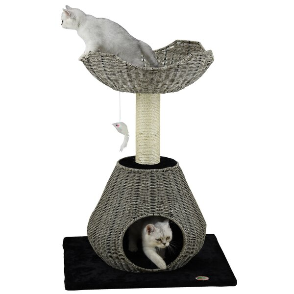 35 Cat Perch by Go Pet Club
