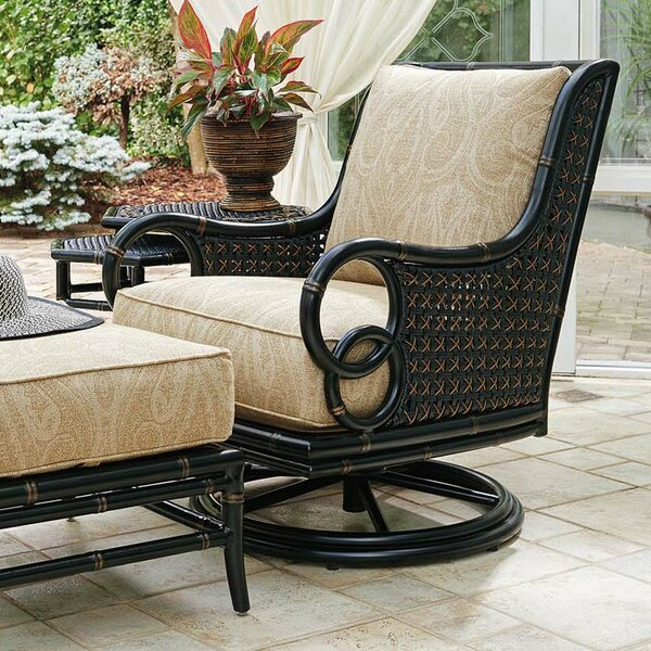 Marimba Patio Chair with Cushion by Tommy Bahama O