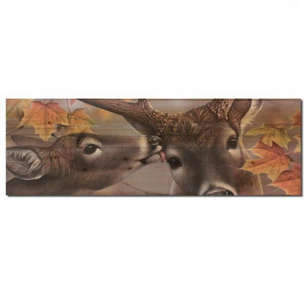 First Kiss by Scott Zoellick Graphic Art Plaque by WGI-GALLERY