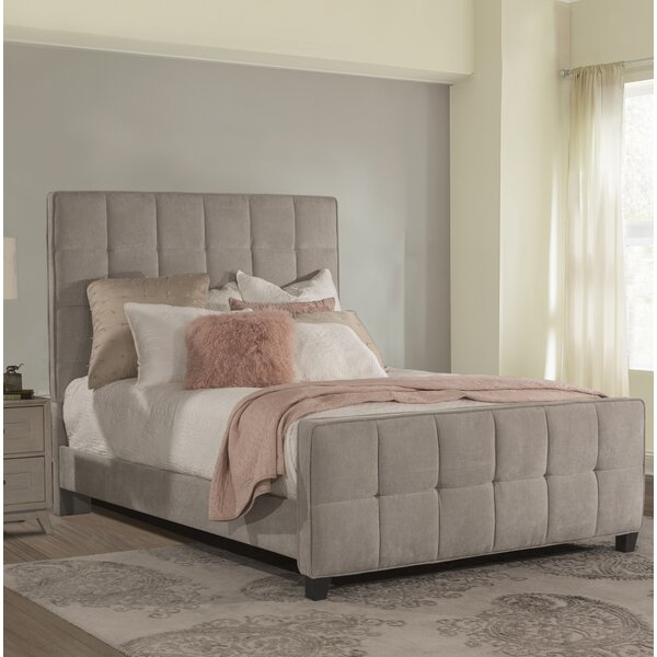 Cassius Upholstered Bed by Latitude Run