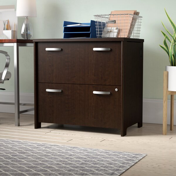 Benter 2-Drawer Lateral Filing Cabinet by Latitude
