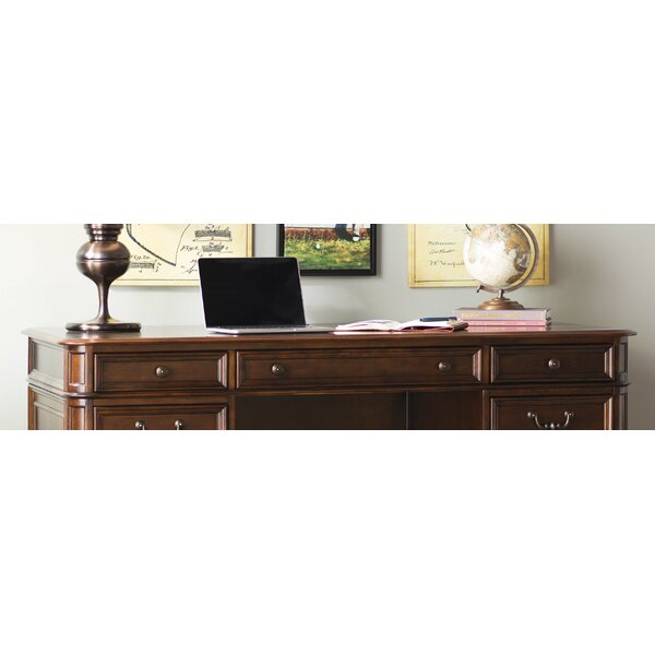 Bergen Executive Desk by Darby Home Co