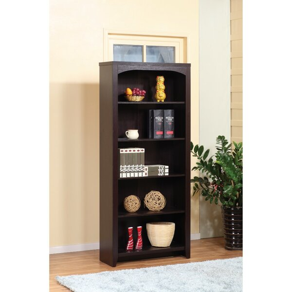 Barwell 5-Tier Standard Bookcase by Darby Home Co