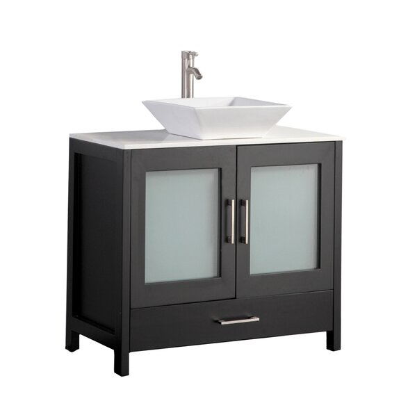 Preciado Modern 36 Single Bathroom Vanity Set by Orren Ellis