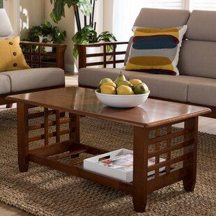 Baxton Studio Coffee Table Wholesale Interiors