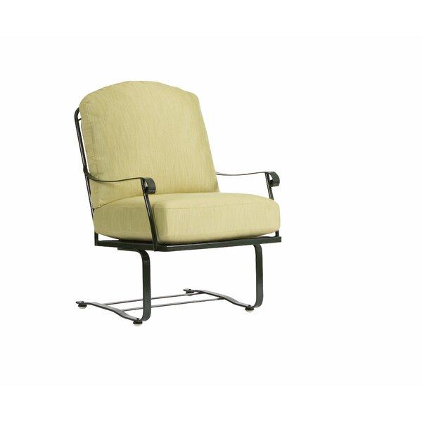 Fullerton Spring Patio Chair with Cushions by Woodard Woodard