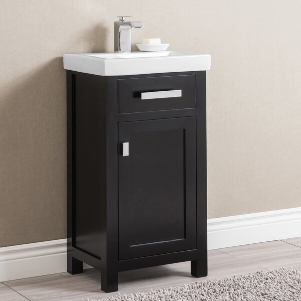 Knighten 17.3 Single Bathroom Vanity Set by Zipcode Design