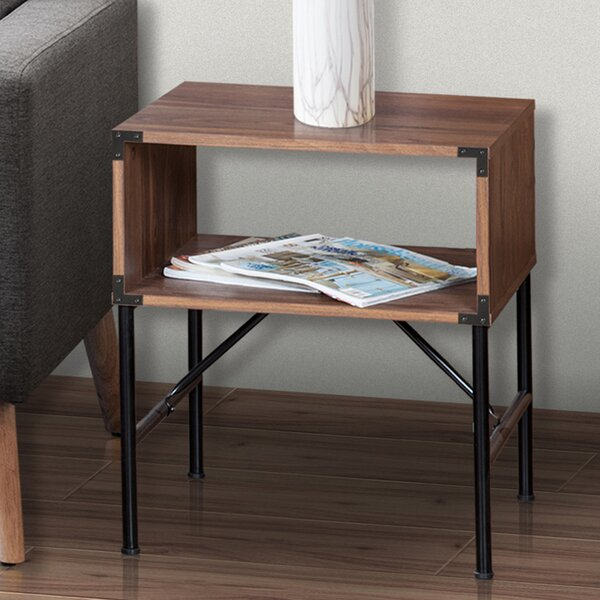 Orman End Table (Set Of 2) By Williston Forge