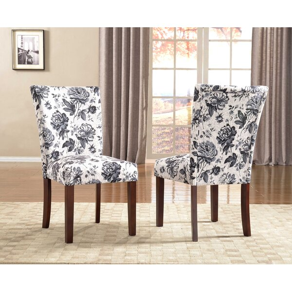 Meadville Side Chair (Set of 2) by House of Hampton