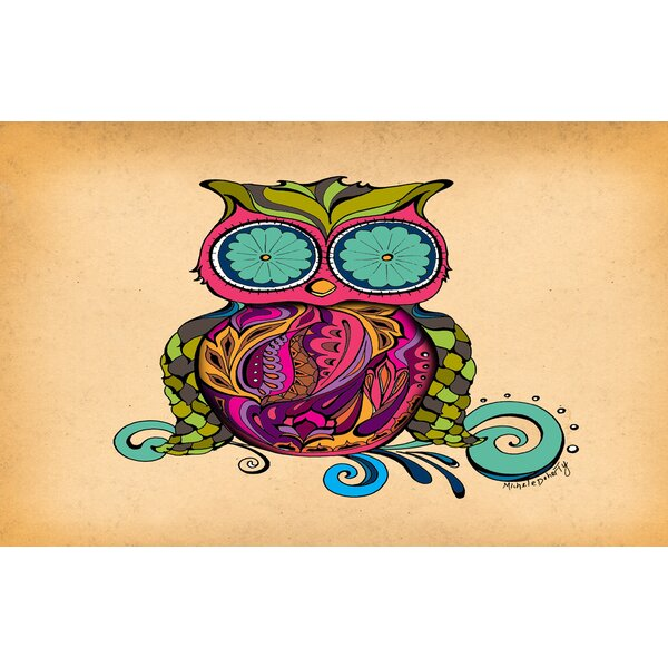 Owl Branch Gregir Area Rug by Manual Woodworkers & Weavers