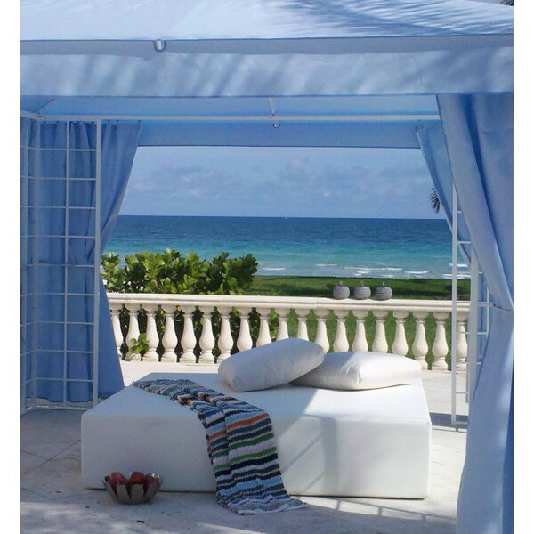 Play Pad Square Resort Patio Daybed by La-Fete