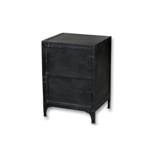 Lomawai Nightstand by 17 Stories