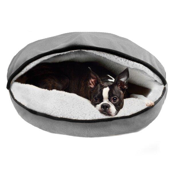 Brennan Felt Cave Hooded Bed by Tucker Murphy Pet
