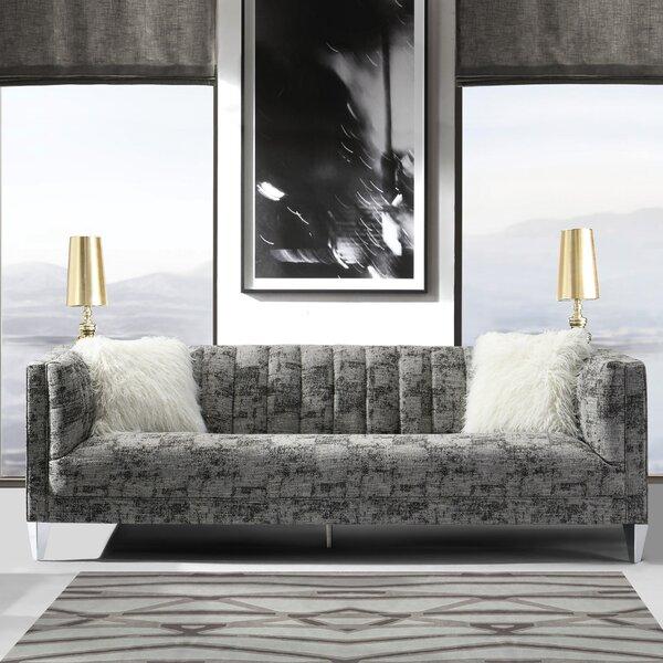 Get Great Hirsch Sofa by Orren Ellis by Orren Ellis