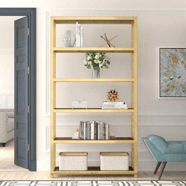 Delsy Etagere Bookcase by Willa Arlo Interiors Willa Arlo Interiors