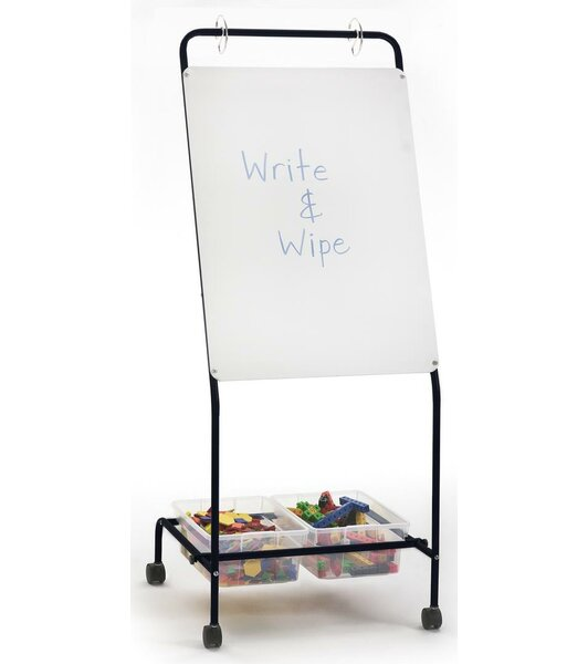 Free-Standing Whiteboard, 60.25 x 25.5 by Copernicus