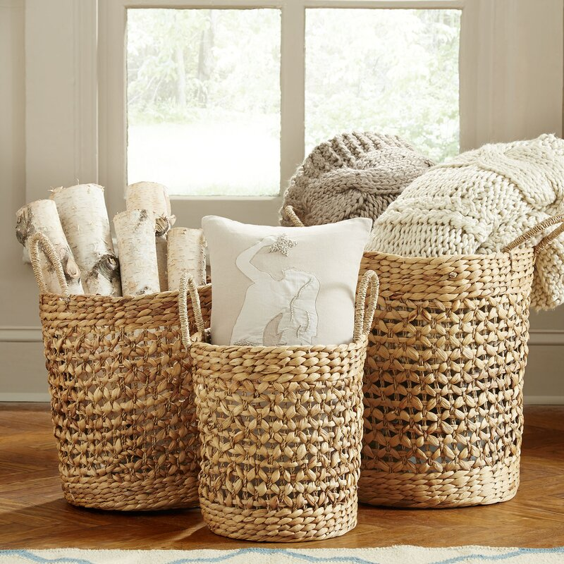 Fairport Seagrass Baskets